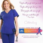 national nurses week 2014 flyer