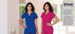 Barco Uniforms- Greys Anatomy