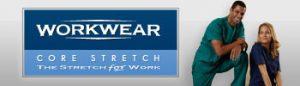 Cherokee Workwear Stretch